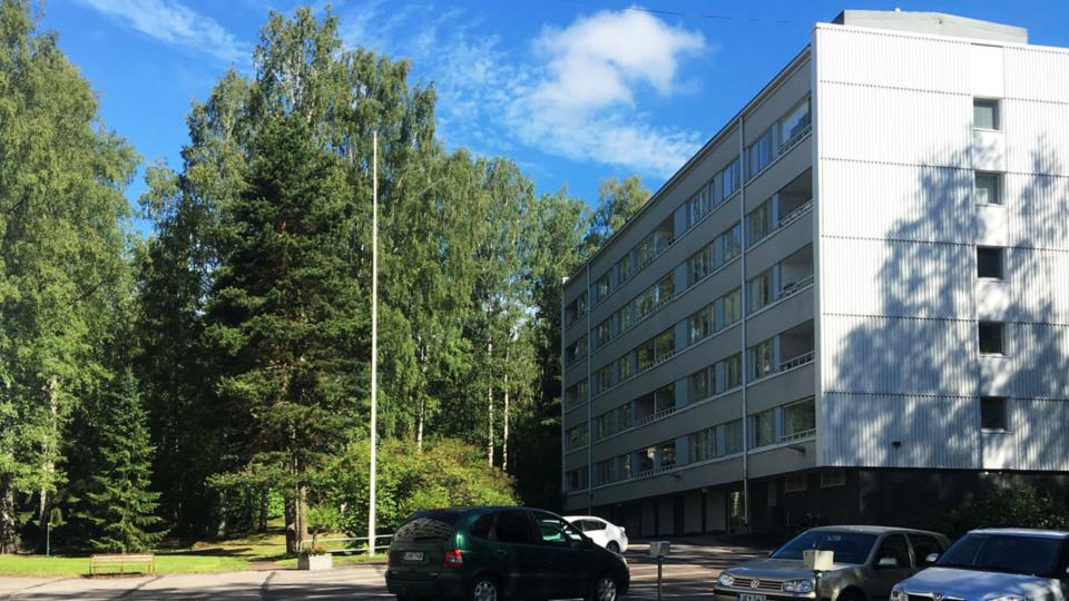 2017: Kuusistolinnantie 3, Helsinki