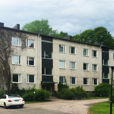 2017: Riihitie 2, Helsinki