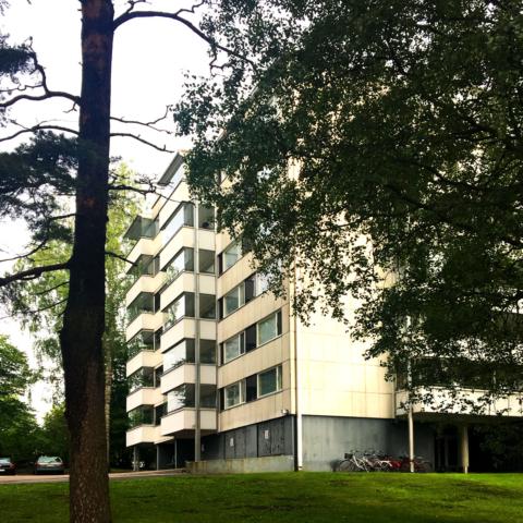 2018: Salonkatu 12, Hyvinkää