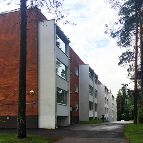 2018: Ojalankatu 22, Hyvinkää